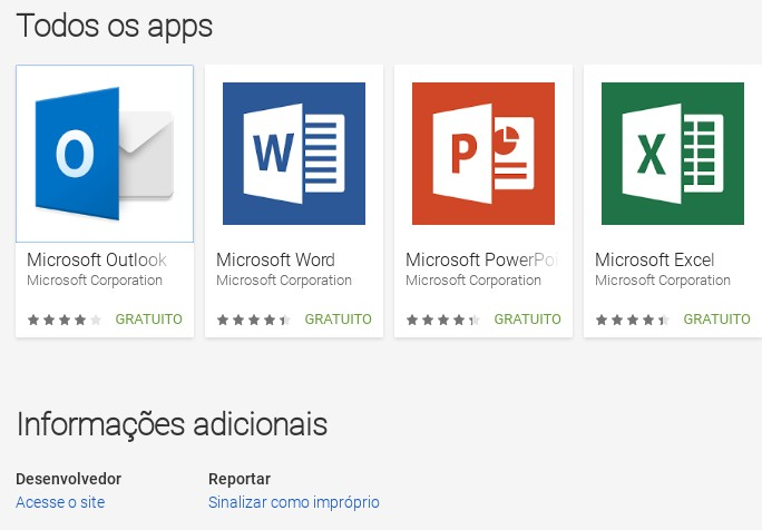 office para android apps