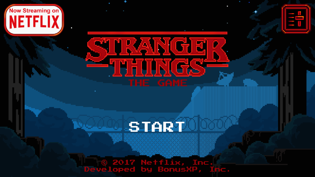 stranger things titulo