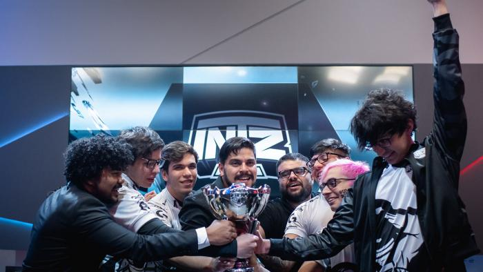 CBLoL 2019 | INTZ surpreende e é campeã da primeira etapa - 1