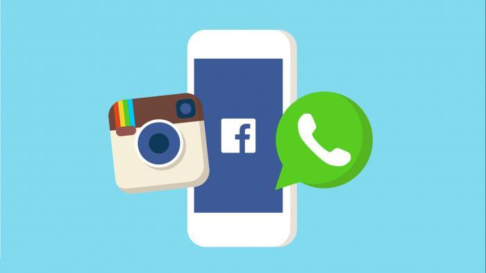 Facebook permitirá que usuários conversem entre WhatsApp, Instagram e Messenger - 1