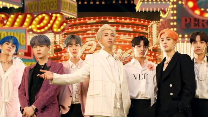 YouTube | Grupo de k-pop BTS bate recorde de visualizações em 24 horas - 1