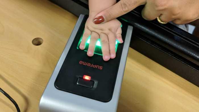 Bebês começam a ser registrados por biometria em hospital de Minas Gerais - 1