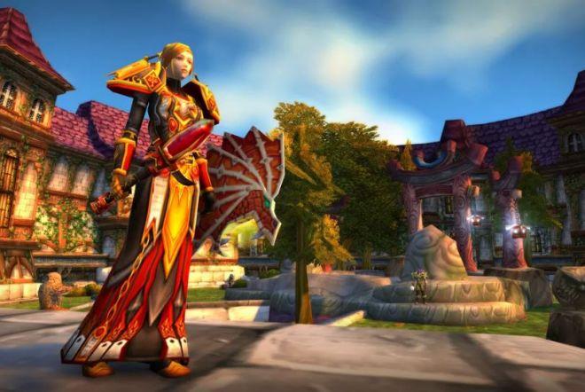 Blizzard comemora 15 anos de WoW liberando a primeira versão do jogo - 2