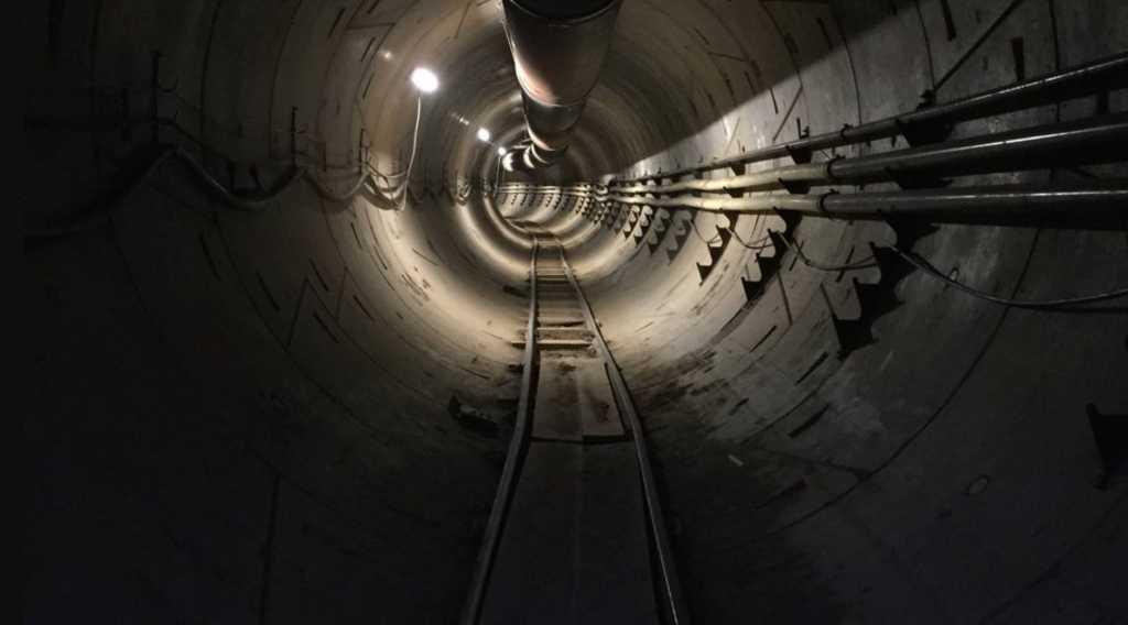 Boring Company fecha primeiro contrato para trânsito subterrâneo de pessoas - 3
