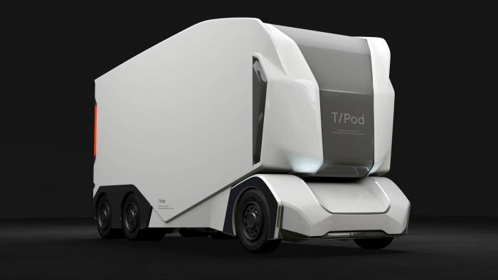 Caminhão autônomo consegue autorização para fazer entregas na Suécia - 1