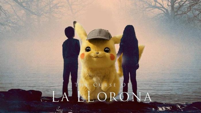 Crianças vão assistir a Detetive Pikachu e acabam vendo A Maldição da Chorona - 1