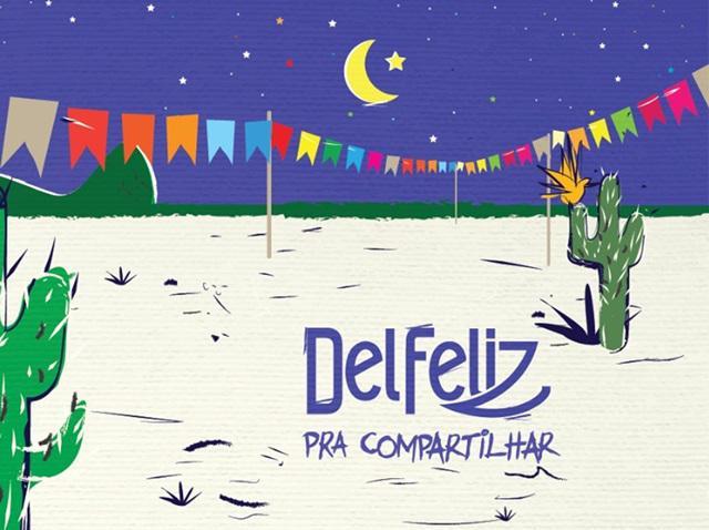 Del Feliz lança disco com mensagens de positividade - 1