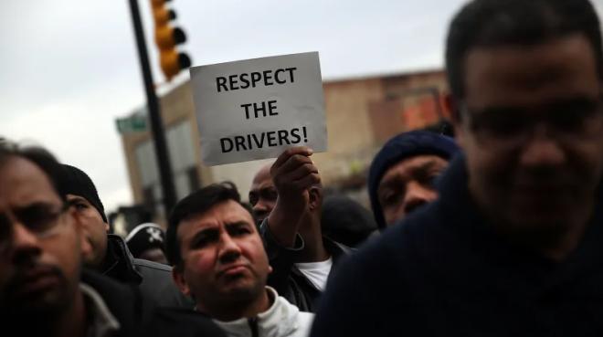 Devido à greve global de motoristas, preços da Uber sobem em SP e RJ - 2