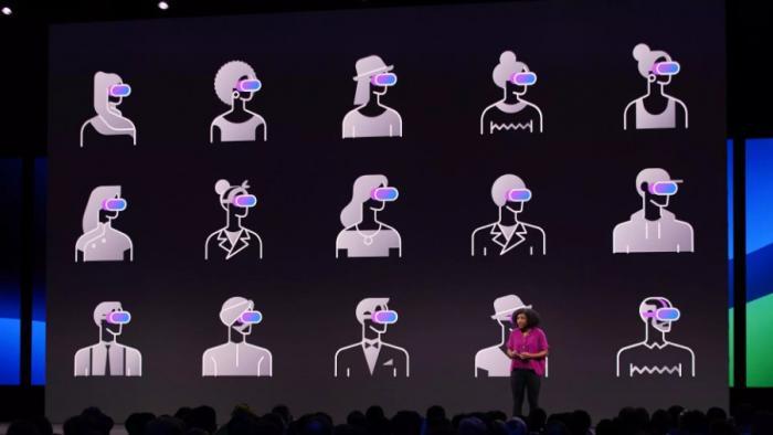 Facebook apresenta mudanças em IA e realidades virtual e aumentada - 1