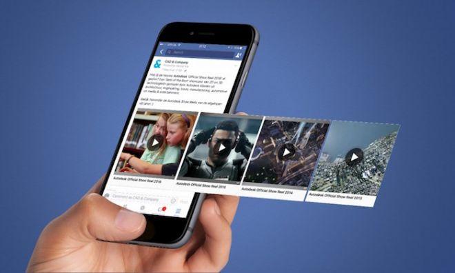 Facebook mudará classificação de vídeos para priorizar conteúdo original - 2