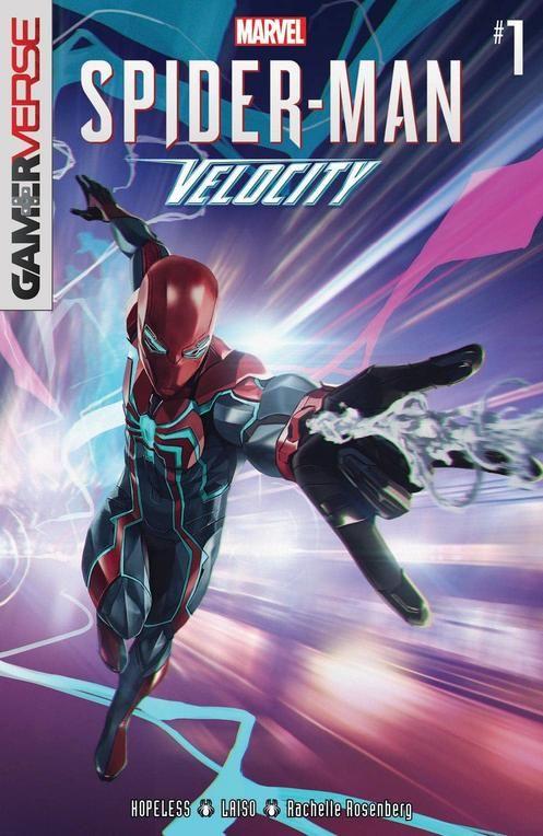 Homem-Aranha   Novo quadrinho continuará história do jogo lançado em 2018 - 2