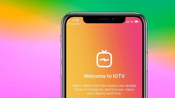 Instagram tenta impulsionar uso do IGTV trazendo recursos de concorrentes - 1