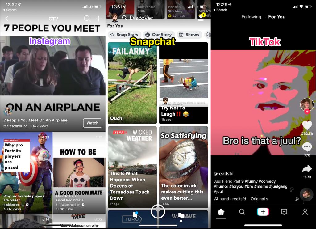 Instagram tenta impulsionar uso do IGTV trazendo recursos de concorrentes - 2
