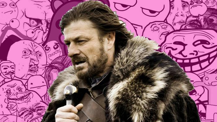 Meme of Thrones: relembre os memes que foram inspirados pela série - 1