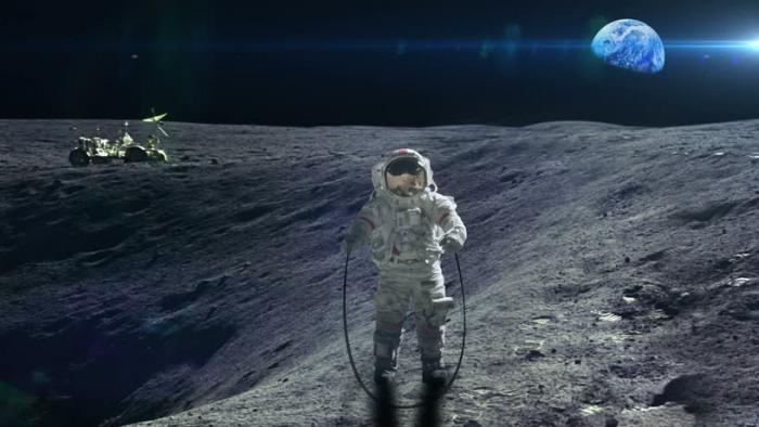 NASA começa a detalhar seu plano de levar novamente astronautas à Lua em 2024 - 1
