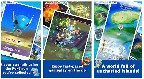 Novo jogo mobile gratuito de Pokémon para Android e iOS é revelado - 2