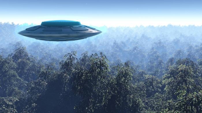 Pilotos da Marinha dos Estados Unidos confirmam avistamento de OVNIs - 1