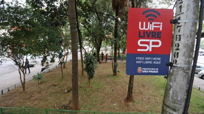 Programa Wi-Fi Livre será expandido para 621 pontos em São Paulo - 1