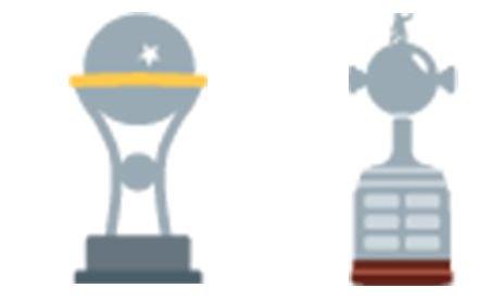 Twitter disponibiliza emojis da Libertadores e da Copa Sul-Americana - 2