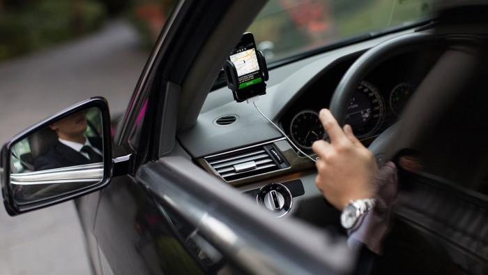 Uber pode criar recurso para usuário favoritar melhores motoristas - 1