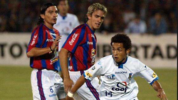 7 times que disputaram a Libertadores mesmo estando na segunda divisão - 3