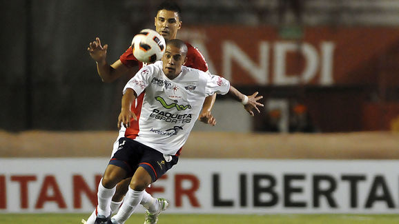 Internacional (BRA) v Jorge Wilstermann (BOL) - Copa Santander Libertadores 2011