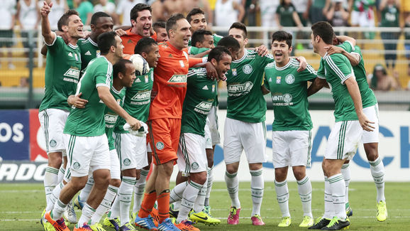Palmeiras v Boa Esporte - Brazilian Series B 2013