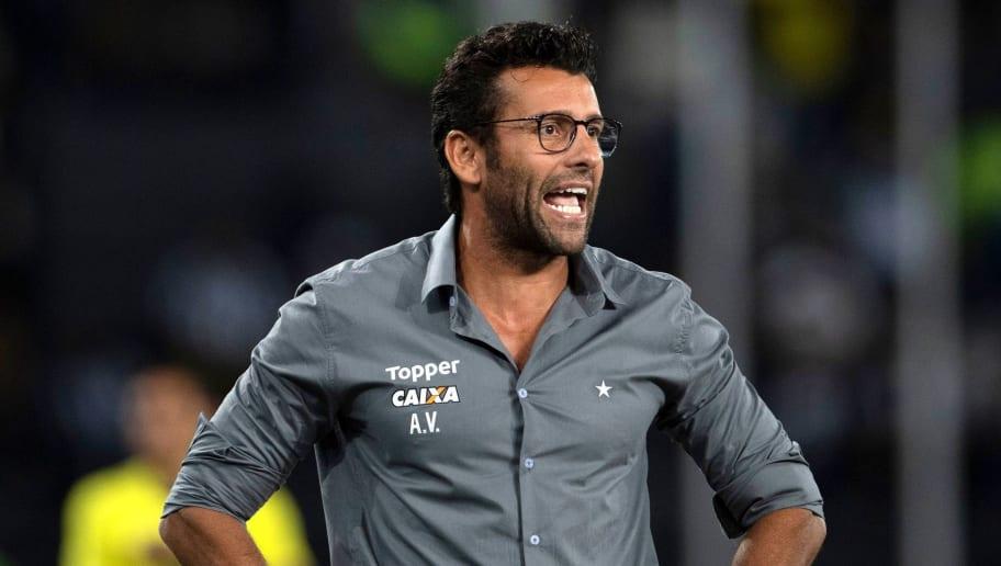 Avaí age rápido no mercado e anuncia Alberto Valentim como novo treinador - 1