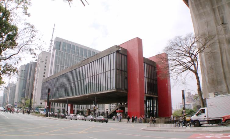 Masp, o Museu de Arte de São Paulo