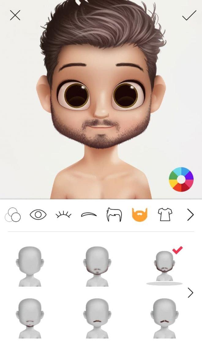 Dollify | Aprenda a fazer sua caricatura no Android ou iOS - 6