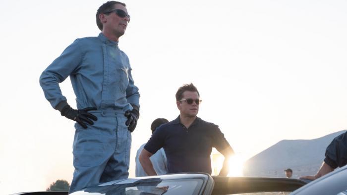 Ford v Ferrari: Matt Damon e Christian Bale se destacam em novo trailer do filme - 1