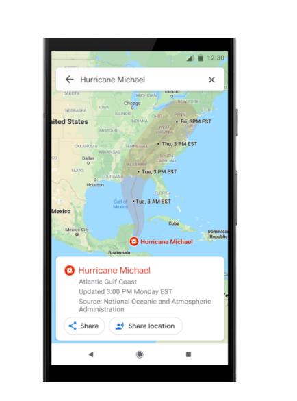 Google avisará sobre desastres como tornados e enchentes no Maps - 2