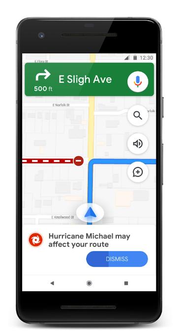 Google avisará sobre desastres como tornados e enchentes no Maps - 3