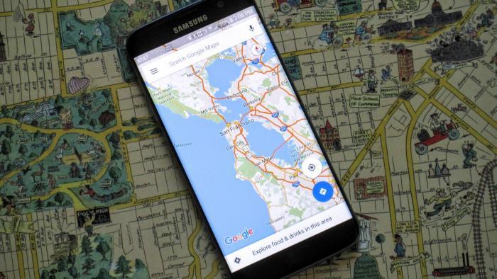 Google Maps ganha notificação sobre desvio de rota em táxi e similares - 1