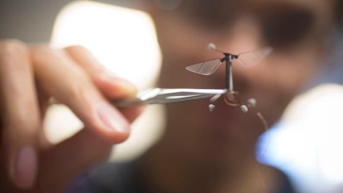 Harvard desenvolve uma abelha robótica voadora repleta de habilidades - 1