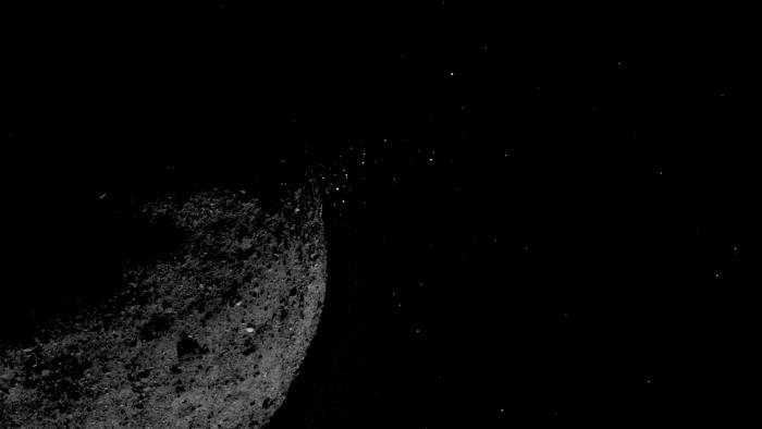 NASA tira foto mais detalhada da história do asteroide Bennu - 1