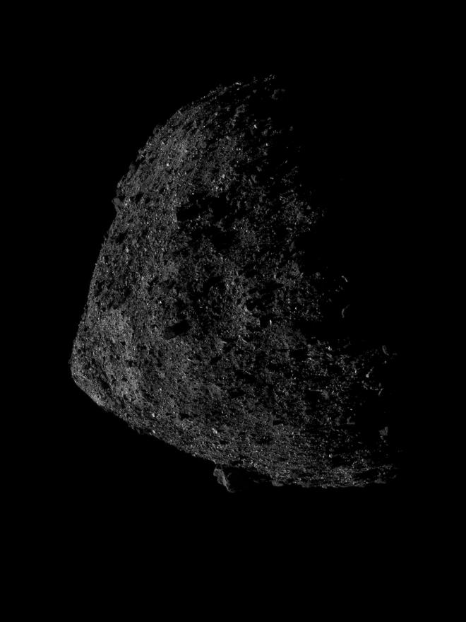 NASA tira foto mais detalhada da história do asteroide Bennu - 2
