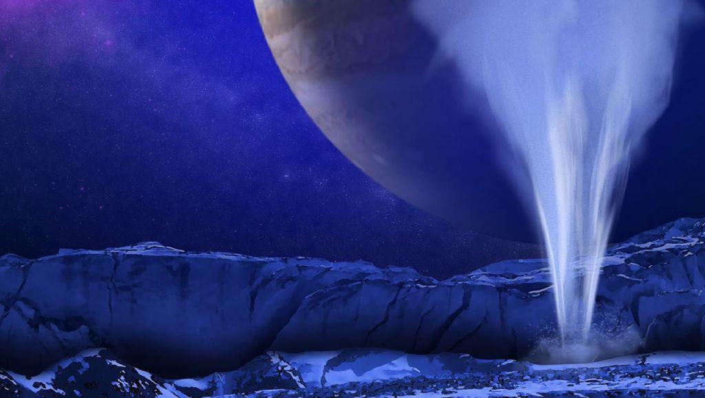Oceano da lua Europa é salgado assim como os oceanos da Terra, diz estudo - 2