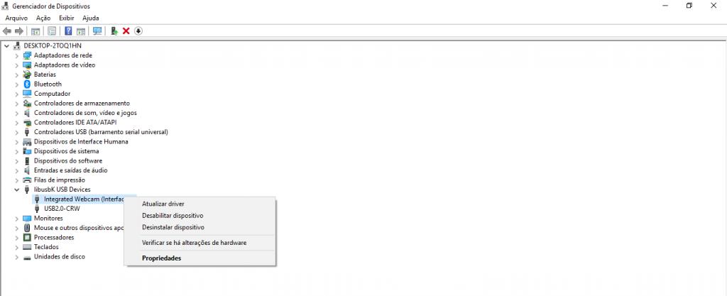 Por que minha webcam não quer funcionar no Windows 10? - 7