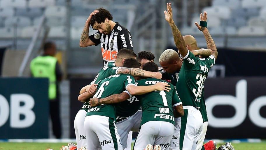 Ranking: Top 5 dos times que mais finalizam no Brasileirão 2019 - 1