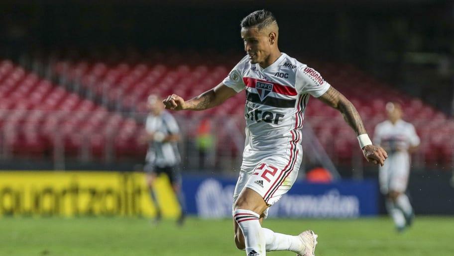 São Paulo não terá Éverton para partida contra o Atlético-MG - 1