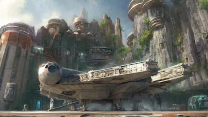 Veja fotos do novo espaço temático da Disney inspirado em Star Wars - 1