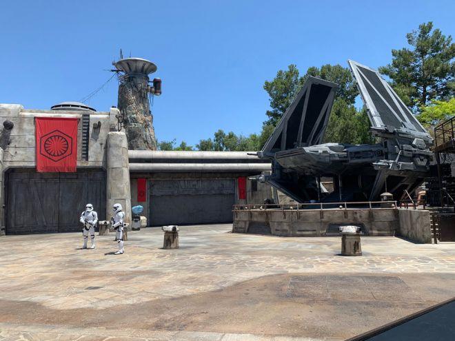 Veja fotos do novo espaço temático da Disney inspirado em Star Wars - 2