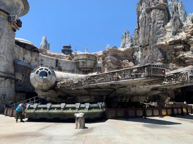 Veja fotos do novo espaço temático da Disney inspirado em Star Wars - 3