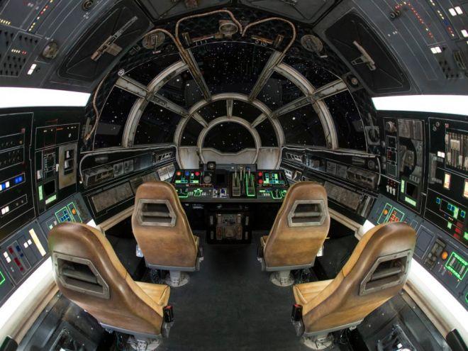 Veja fotos do novo espaço temático da Disney inspirado em Star Wars - 4