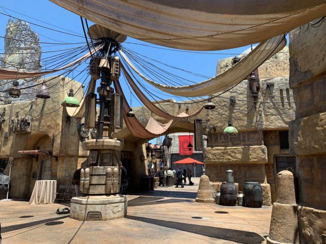 Veja fotos do novo espaço temático da Disney inspirado em Star Wars - 5