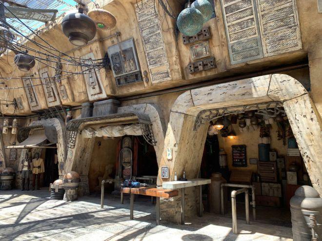 Veja fotos do novo espaço temático da Disney inspirado em Star Wars - 6