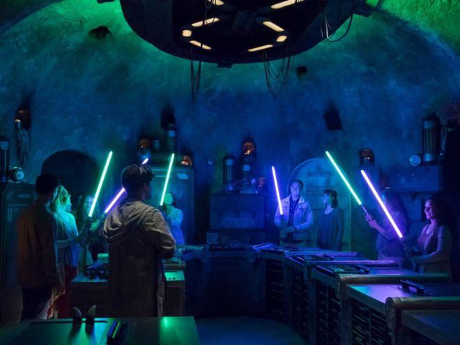Veja fotos do novo espaço temático da Disney inspirado em Star Wars - 9