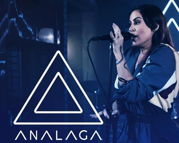 Alinne Rosa canta sucesso de Pitty no projeto Analaga - 1