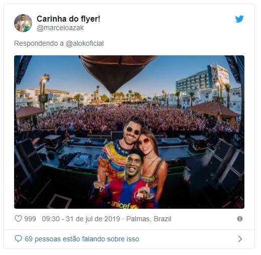 Alok pede ajudinha com Photoshop e acaba virando meme nas redes sociais - 2